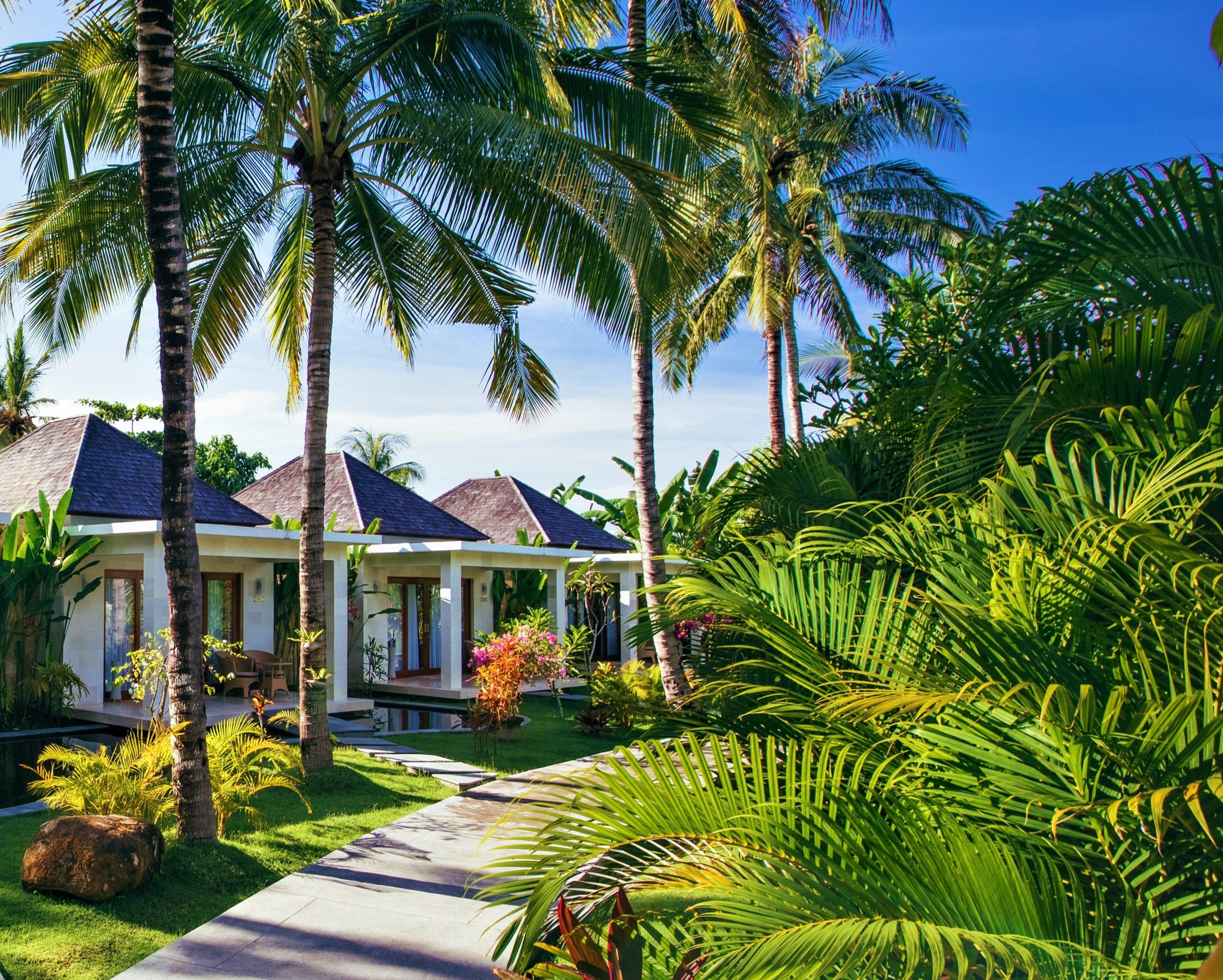Luxury resort Kuta Lombok